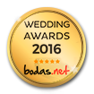 Fulvia Fuentes, ganador Wedding Awards 2016 bodas.net
