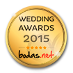 Fulvia Fuentes, ganador Wedding Awards 2015 bodas.net